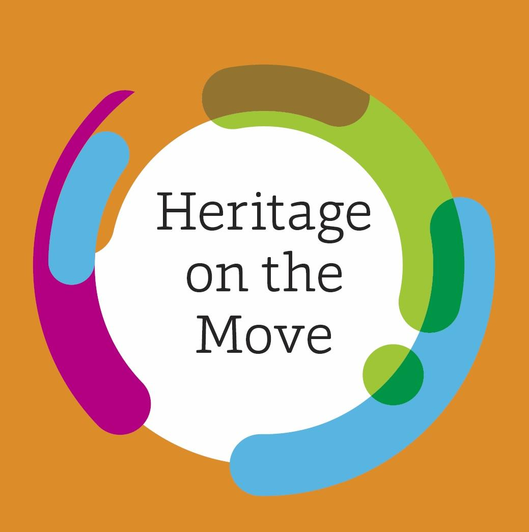 Logo heritage on the move