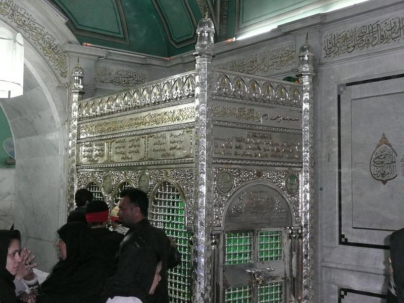 Syria shrine